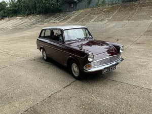 Picture of 1966 Ford Anglia Deluxe Estate  105E SOLD