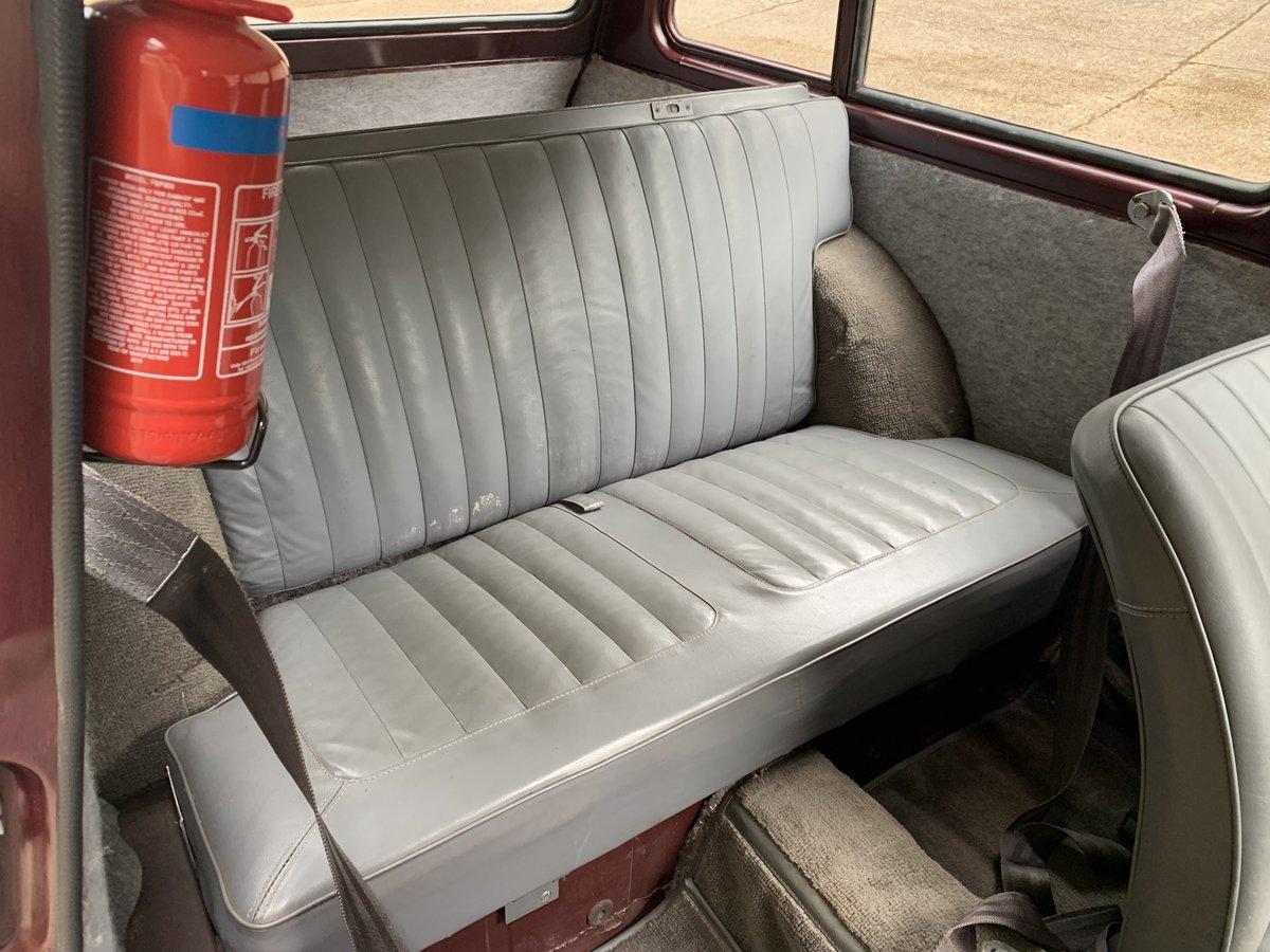 1966 Ford Anglia Deluxe Estate  105E SOLD (picture 6 of 6)