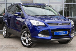 2016 16 66 FORD KUGA 2.0 TDCI TITANIUM X For Sale