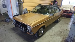 1975 Ford escort mk2 1300 Ghia For Sale