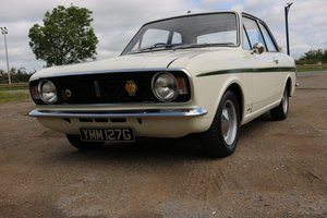 1969 Ford Cortina Lotus Mk 2 - Genuine Lotus SOLD