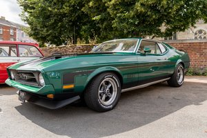 1971 Mustang Fastback 351 Cleveland