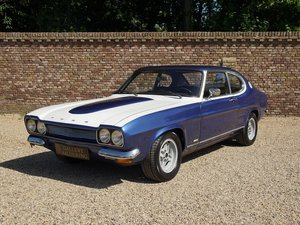 Ford Capri 2600 RS Swiss car For Sale