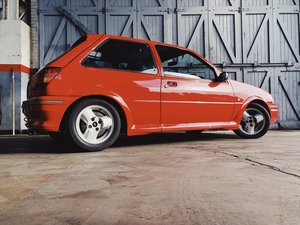 Picture of 1990 Ford Fiesta RS Turbo  SOLD
