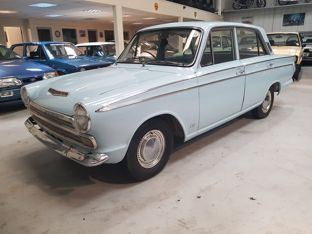 1965 Ford Cortina 1500 Super For Sale (picture 1 of 6)