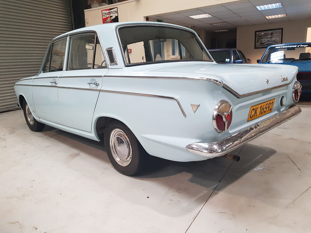 1965 Ford Cortina 1500 Super For Sale (picture 3 of 6)