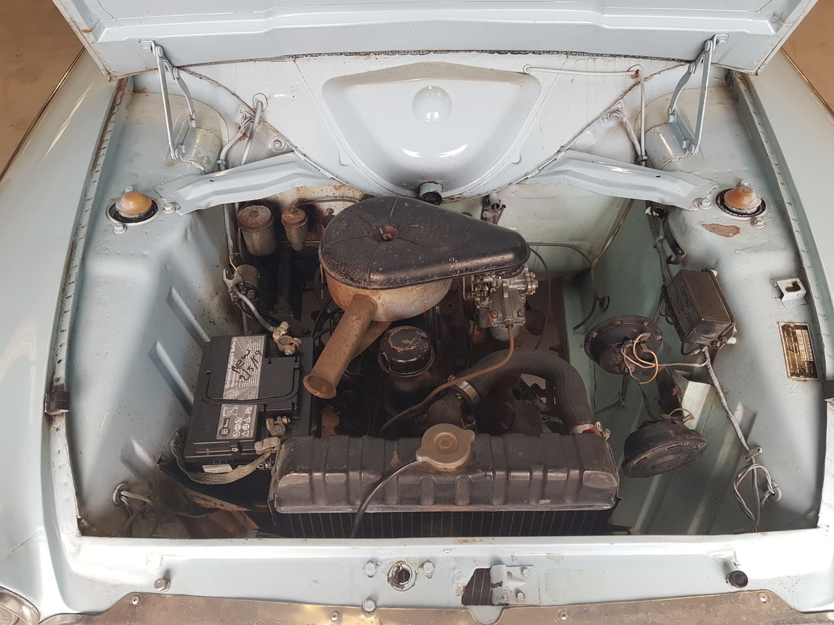 1965 Ford Cortina 1500 Super For Sale (picture 5 of 6)
