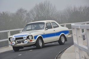 1974 Ford Escort RS 2000 RHD Original AVO MK1  For Sale