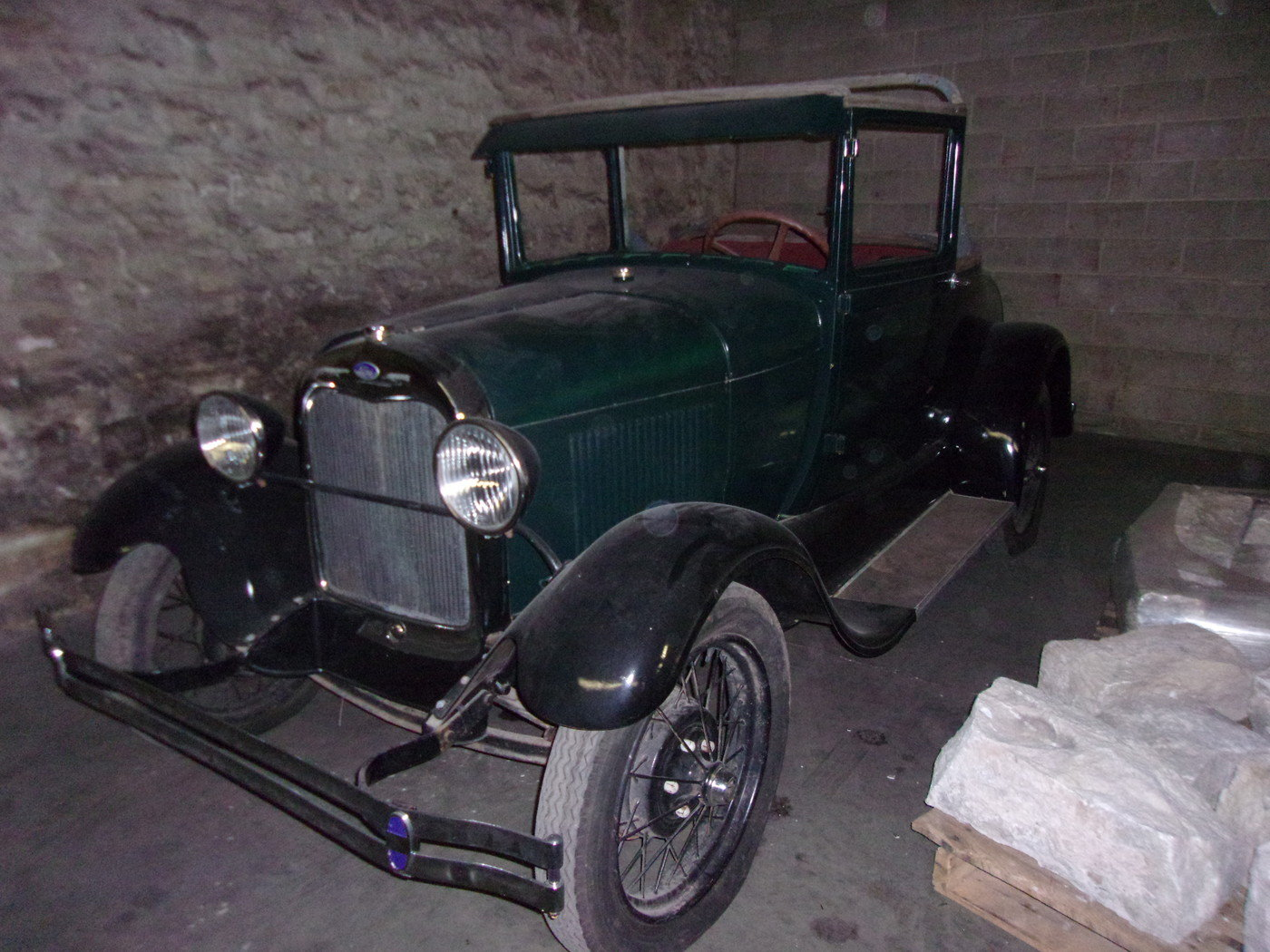 1928 Ford Model A Sport Coupe  For Sale (picture 1 of 1)