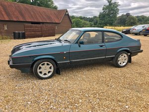 1987 Ford capri 280 brooklands/ turbo technics  For Sale