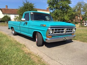 1972 One owner  daily driver California pickup truck For Sale
