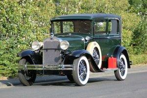 Ford Model A Tudor LHD, 1930 SOLD