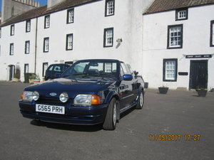 1990 Ford escort cabriolet For Sale
