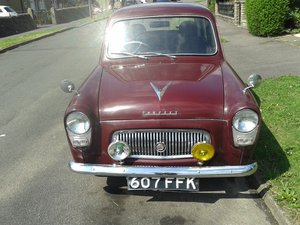 Ford Prefect in ORIGINAL condition