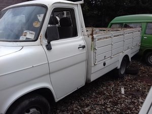 1978 Ford Transit MK2  pick-up For Sale