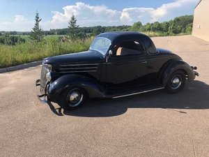 1936 Ford 3 window coupe (Minneapolis, MN) $65,000 obo For Sale