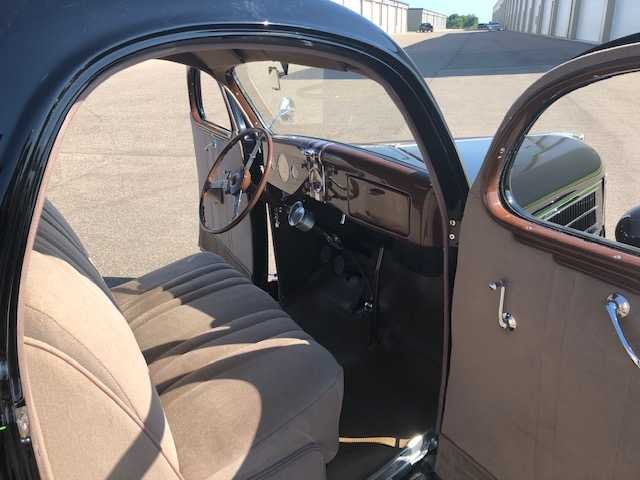 1936 Ford 3 window coupe (Minneapolis, MN) $65,000 obo For Sale (picture 3 of 6)