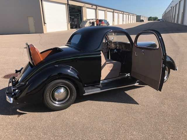 1936 Ford 3 window coupe (Minneapolis, MN) $65,000 obo For Sale (picture 5 of 6)