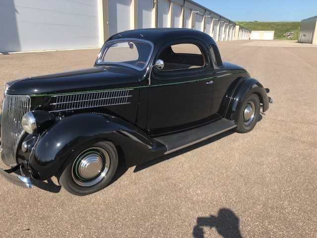 1936 Ford 3 window coupe (Minneapolis, MN) $65,000 obo For Sale (picture 6 of 6)
