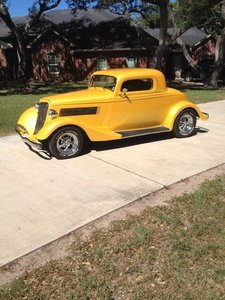 1934 Ford 3 Window Coupe (Victoria, TX) $34,900 obo