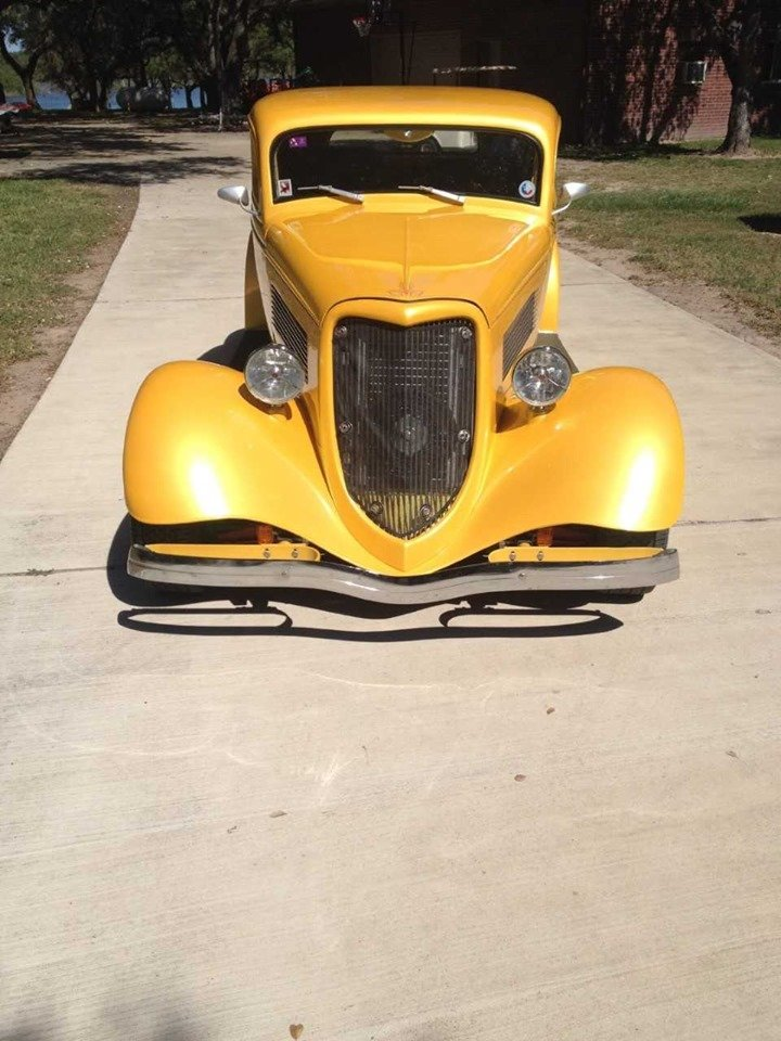 1934 Ford 3 Window Coupe (Victoria, TX) $34,900 obo For Sale (picture 2 of 6)