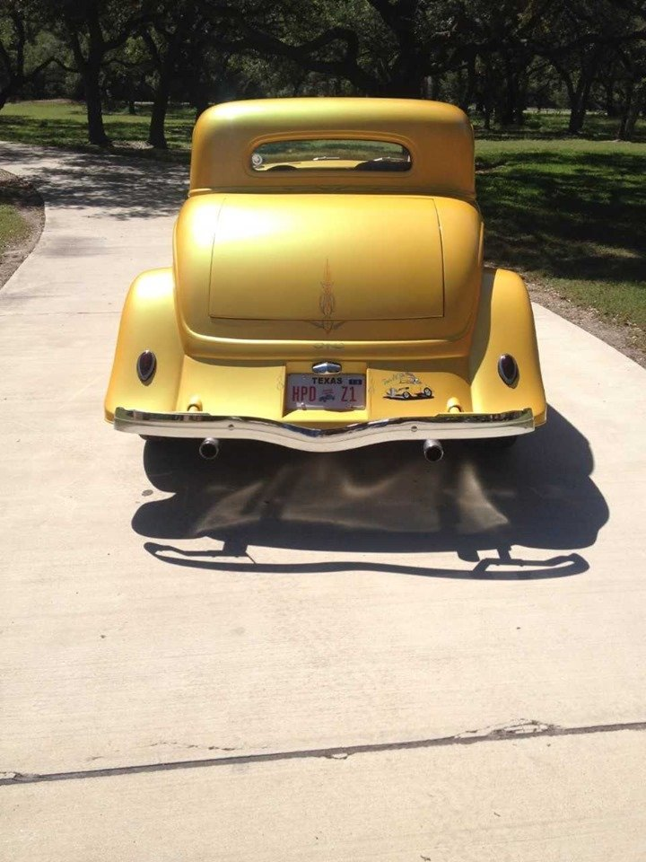 1934 Ford 3 Window Coupe (Victoria, TX) $34,900 obo For Sale (picture 3 of 6)