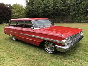 1964 FORD GALAXIE COUNTRY SEDAN STATION WAGON ESTATE V8 AUTO For Sale