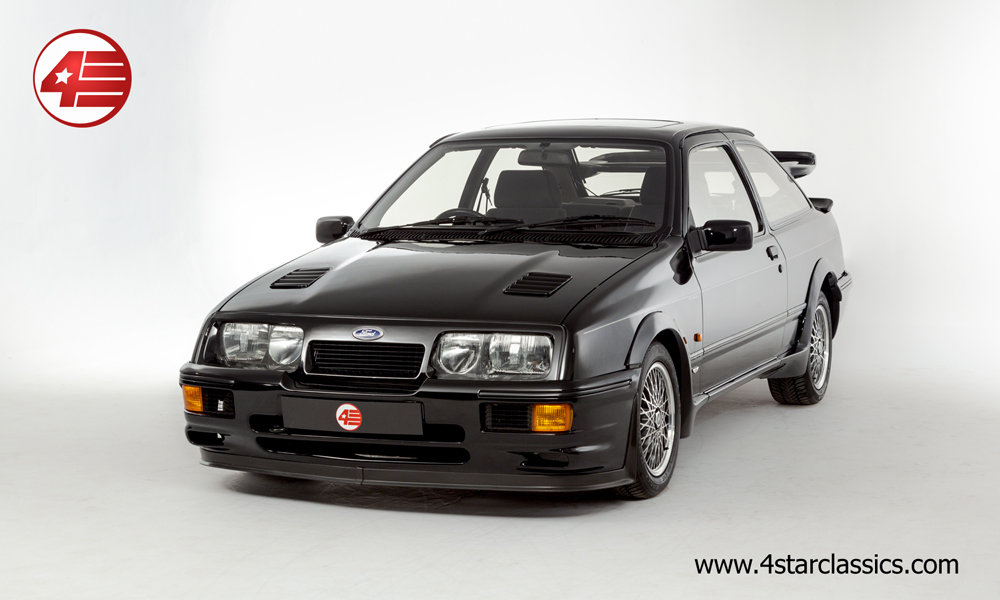 1987 Ford Sierra RS500 Cosworth /// RARE /// 47k Miles For Sale (picture 1 of 6)