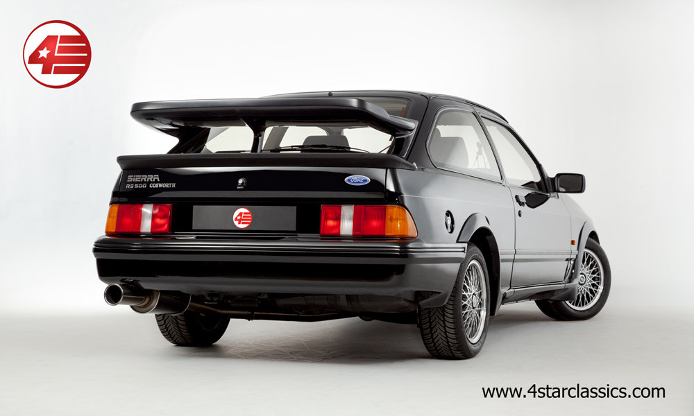 1987 Ford Sierra RS500 Cosworth /// RARE /// 47k Miles For Sale (picture 3 of 6)