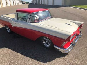 1957  Ford Ranchero (Minneapolis, MN) $49,900 obo