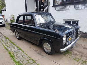 1959 Ford Popular Deluxe 100E Black For Sale