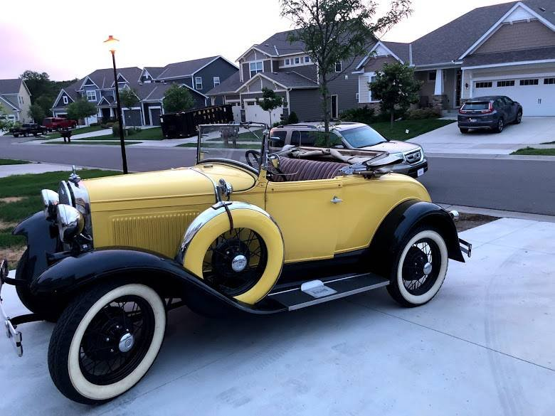 1931 Ford Model A Cabriolet (Plymouth, MN) $29,900 obo For Sale (picture 5 of 5)