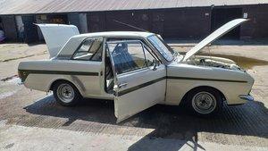 1967 LOTUS CORTINA MK2 SERIES ONE
