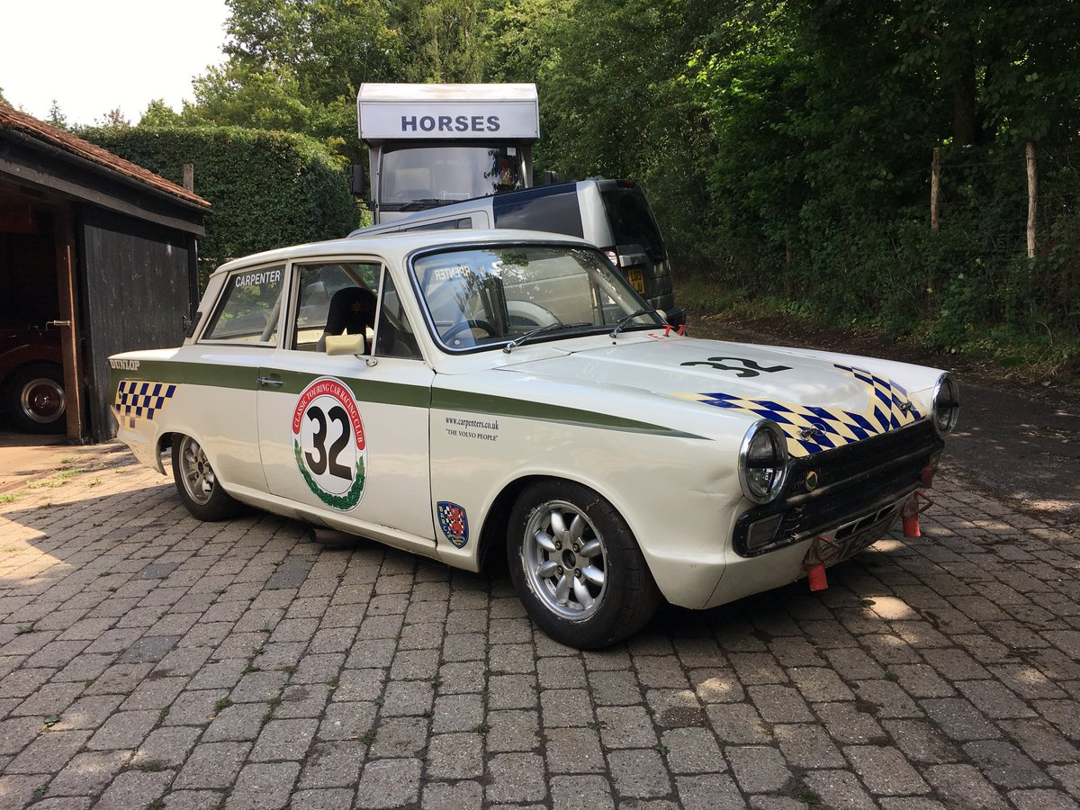 1965 Lotus Cortina Mk 1 For Sale (picture 1 of 6)