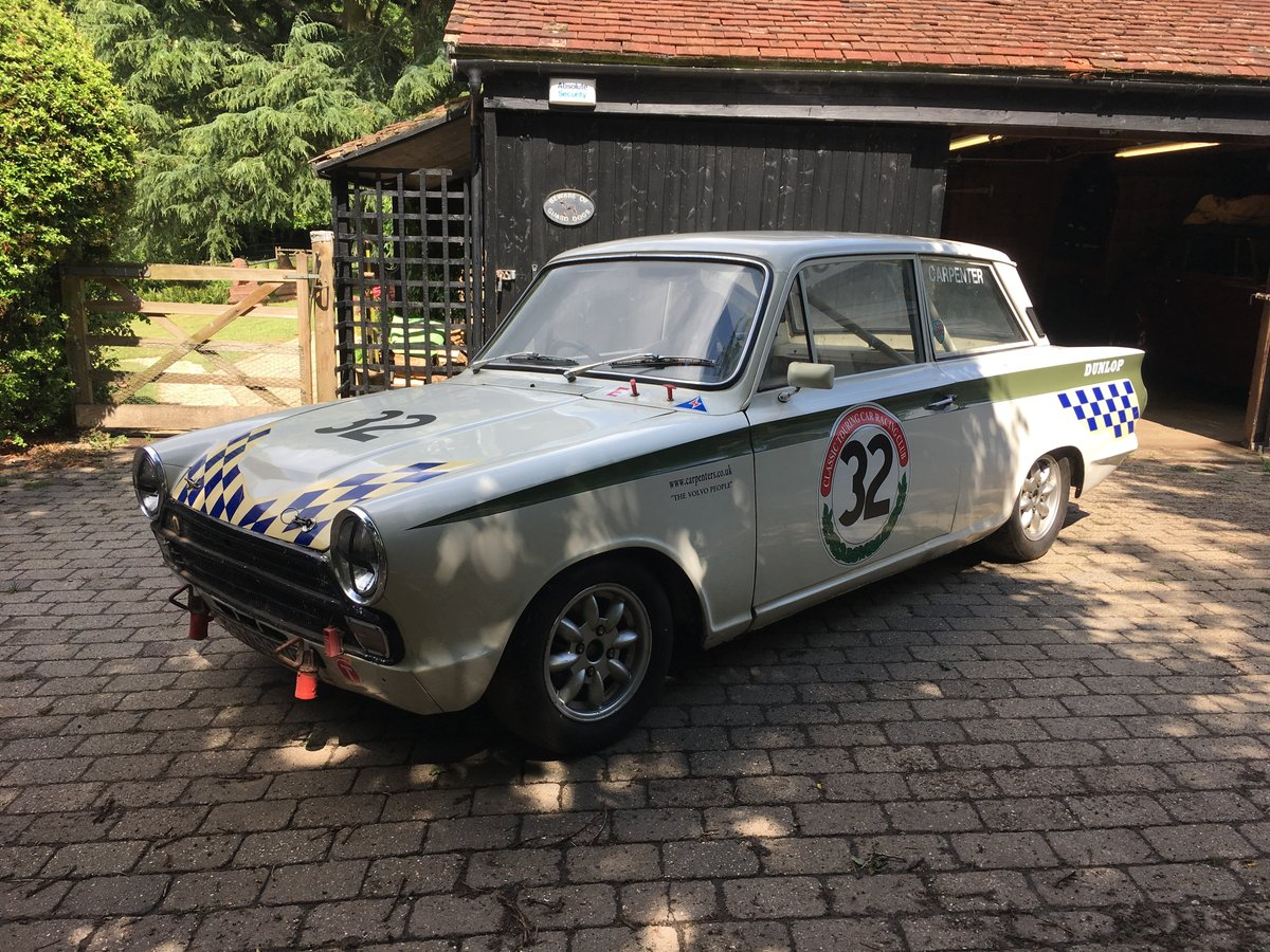 1965 Lotus Cortina Mk 1 For Sale (picture 2 of 6)