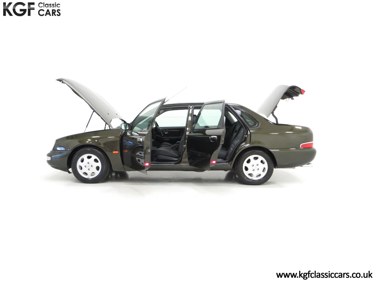 1995 A Very Attractive Ford Scorpio Ultima 2.9 EFi V6 SOLD (picture 3 of 6)