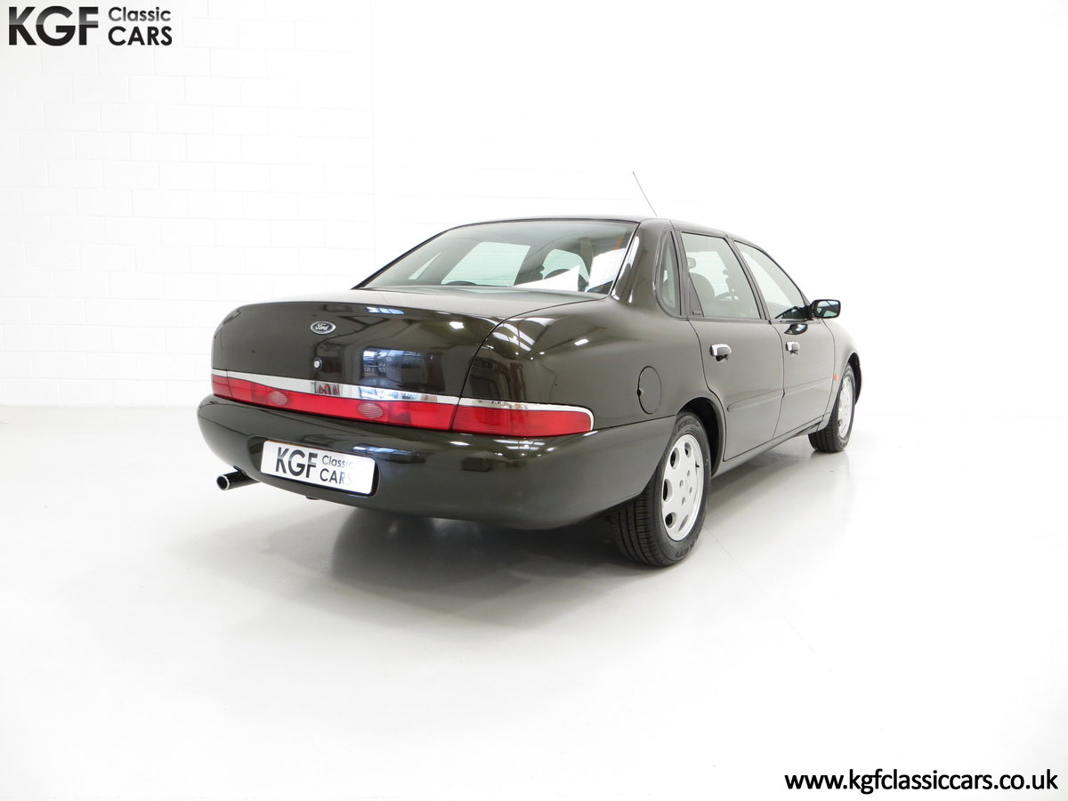 1995 A Very Attractive Ford Scorpio Ultima 2.9 EFi V6 SOLD (picture 5 of 6)