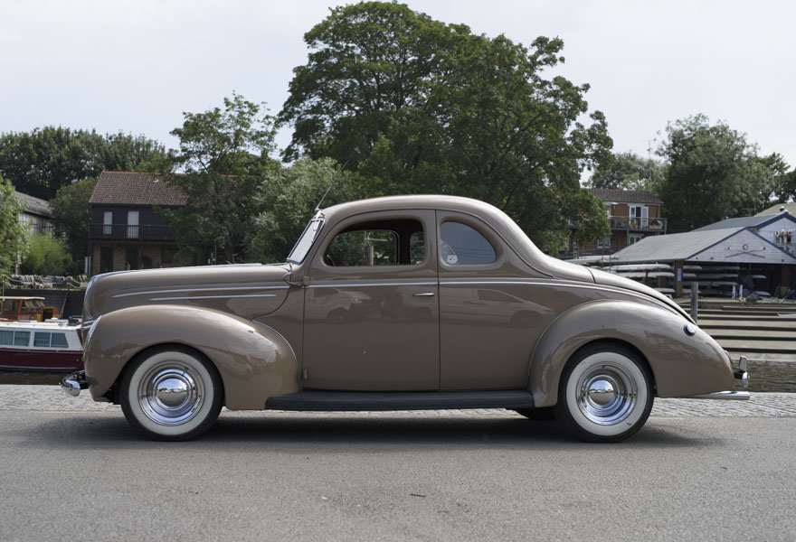 1939 Ford DeLuxe Restomod (LHD) For Sale In London For Sale (picture 6 of 24)
