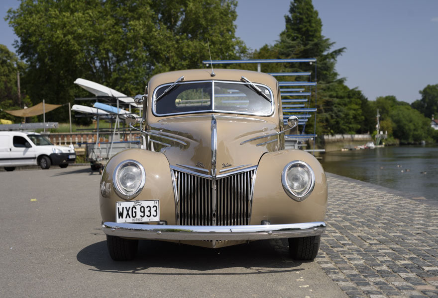 1939 Ford DeLuxe Restomod (LHD) For Sale In London For Sale (picture 7 of 24)