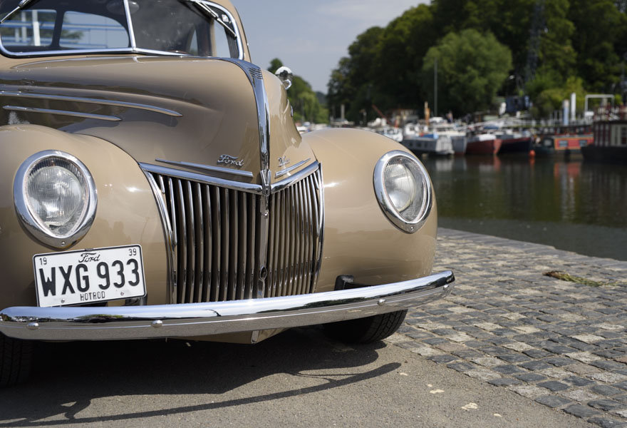 1939 Ford DeLuxe Restomod (LHD) For Sale In London For Sale (picture 9 of 24)