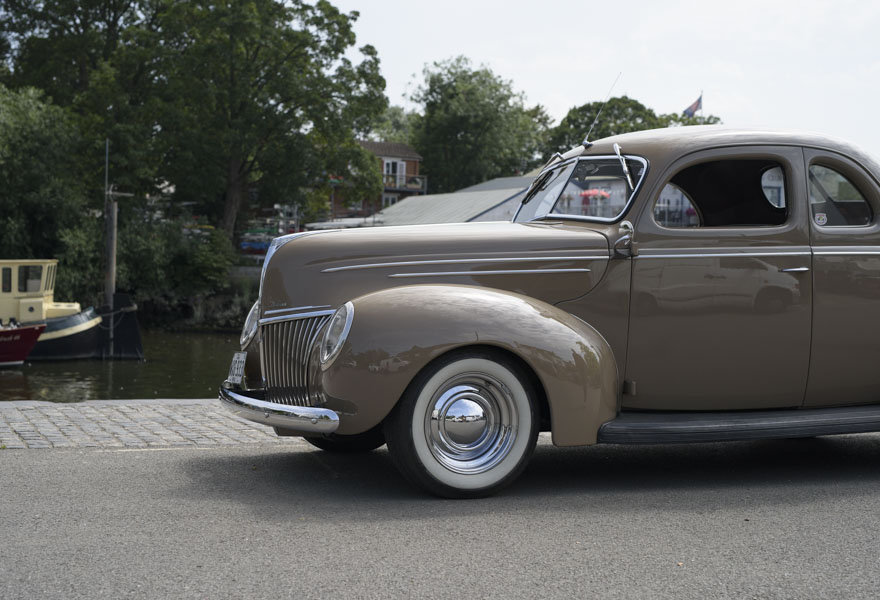 1939 Ford DeLuxe Restomod (LHD) For Sale In London For Sale (picture 12 of 24)
