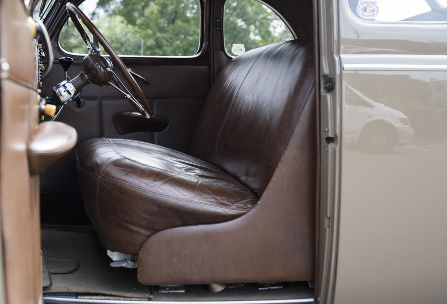 1939 Ford DeLuxe Restomod (LHD) For Sale In London For Sale (picture 13 of 24)