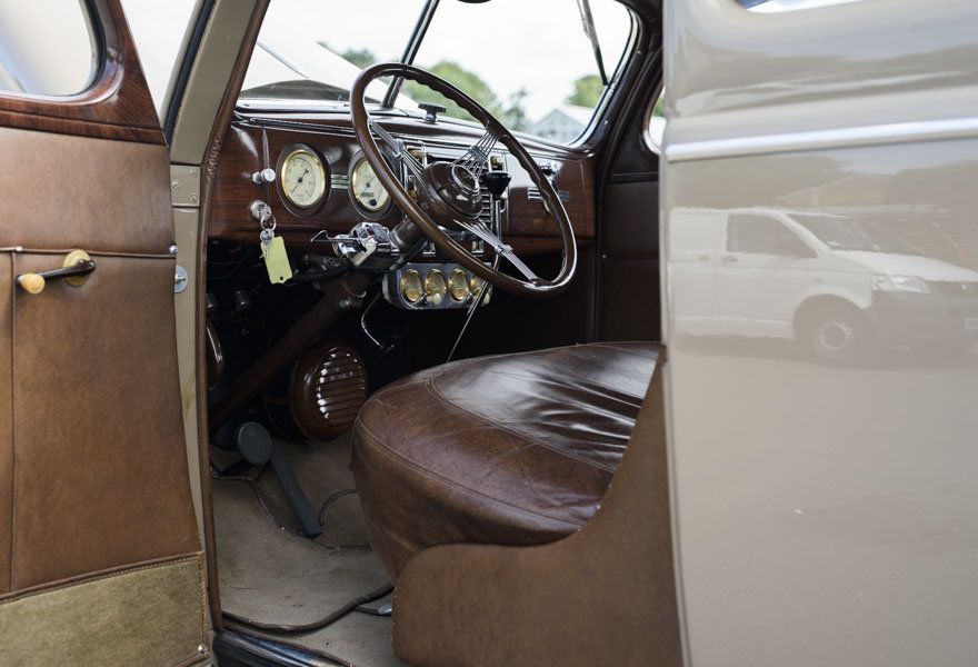 1939 Ford DeLuxe Restomod (LHD) For Sale In London For Sale (picture 14 of 24)