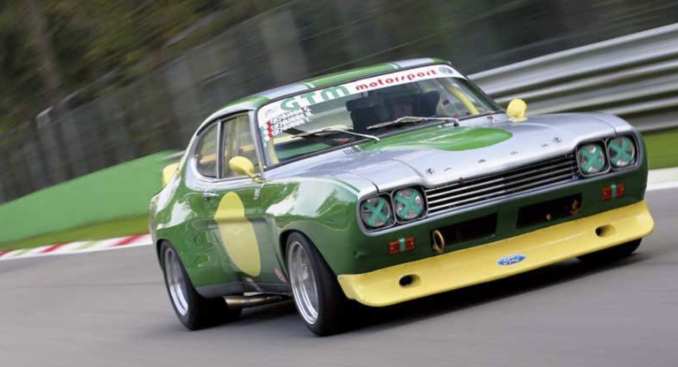 1972 Ford Capri RS 2600 Group 2  For Sale (picture 1 of 6)