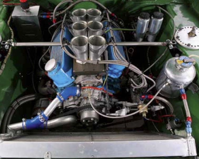 1972 Ford Capri RS 2600 Group 2  For Sale (picture 3 of 6)