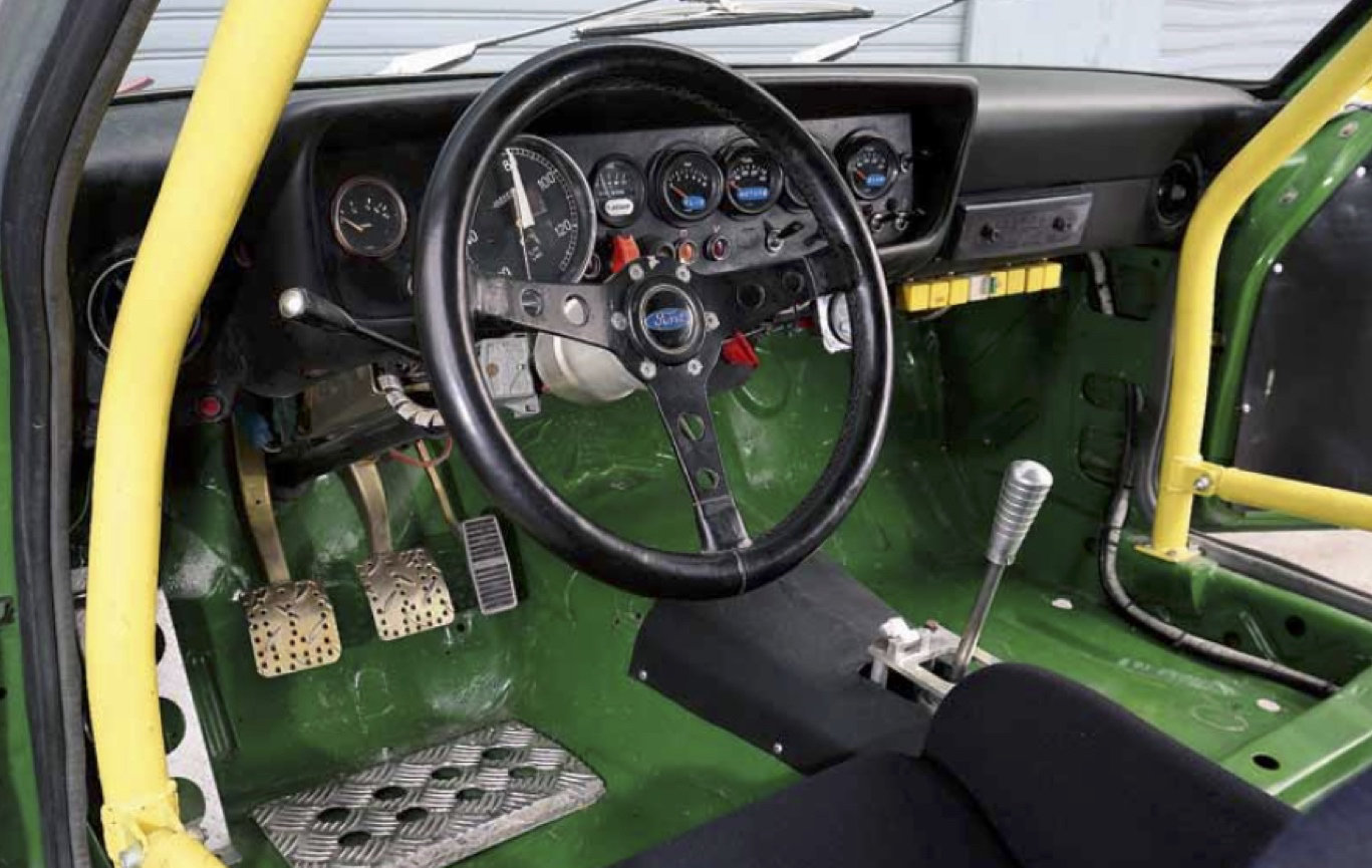 1972 Ford Capri RS 2600 Group 2  For Sale (picture 4 of 6)