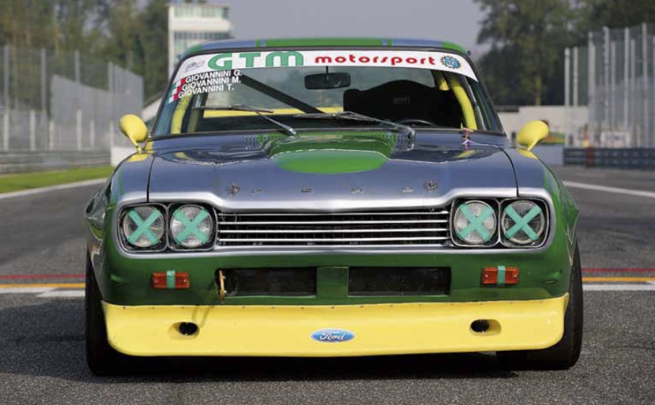 1972 Ford Capri RS 2600 Group 2  For Sale (picture 5 of 6)
