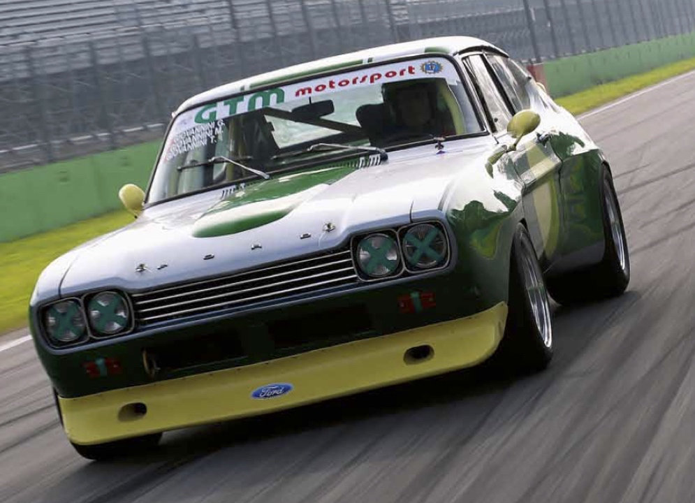 1972 Ford Capri RS 2600 Group 2  For Sale (picture 6 of 6)