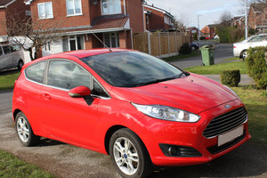 2014 Ford fiesta  Very low miles