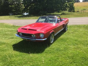 1968 Ford Mustang Shelby GT350 Tribute For Sale by Auction